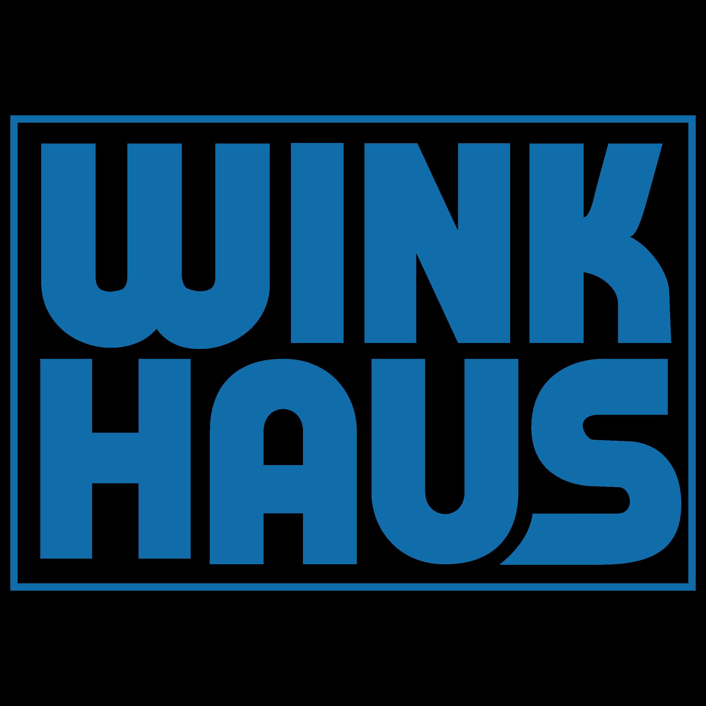 Wink Hous Logo PNG Transparent & SVG Vector.