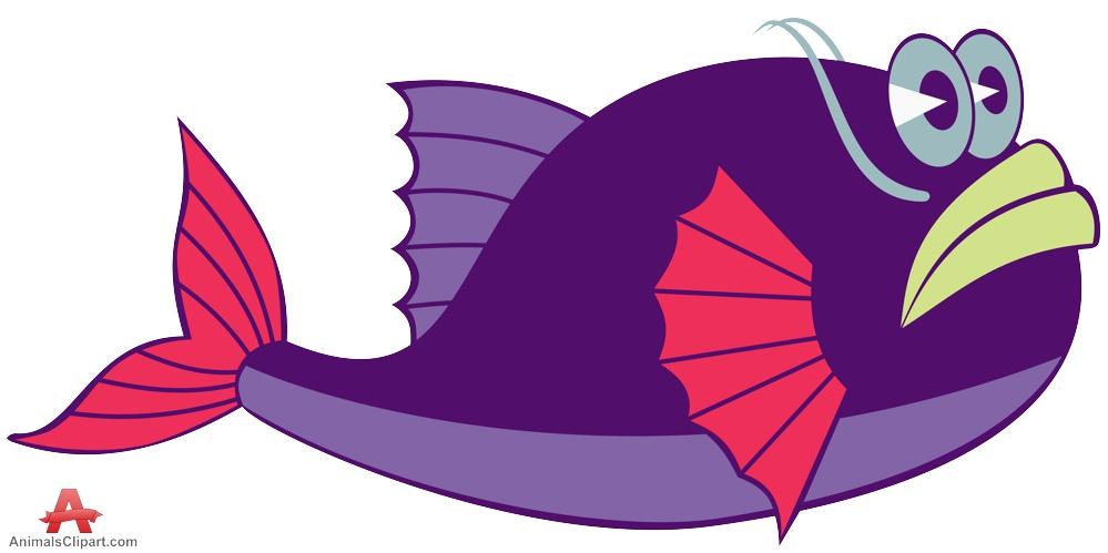 Purple Winking Smiley Face Clip Art.