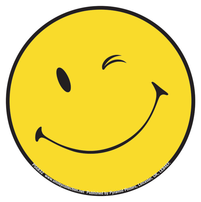 Free Wink Smiley Face, Download Free Clip Art, Free Clip Art.