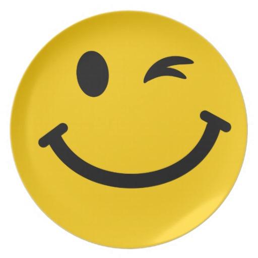 Winking emoji winky face clipart kid 3.