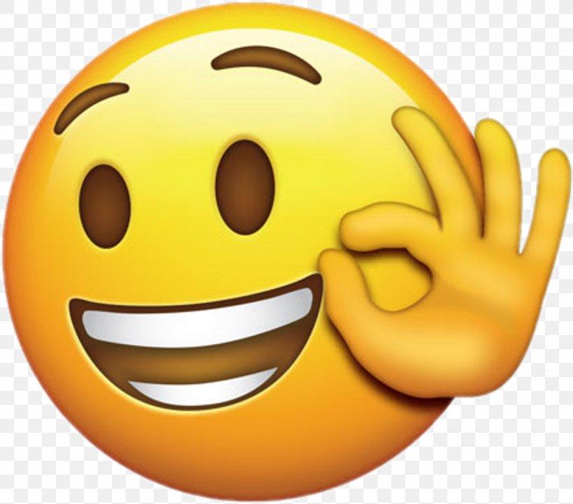 Emoji Emoticon OK Gesture Clip Art, PNG, 1024x902px, Emoji.