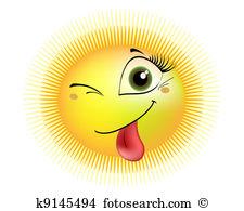 Winks Clipart Illustrations. 3,295 winks clip art vector EPS.