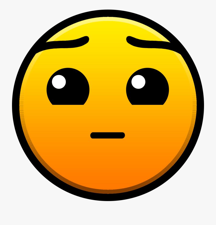 Transparent Winky Face Emoji Png.