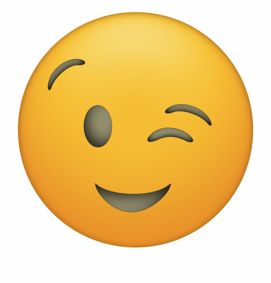 Winky Face Png & Free Winky Face.png Transparent Images.