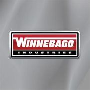 Working at Winnebago.