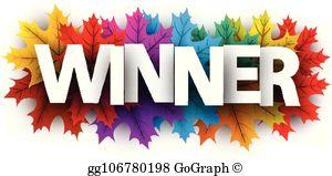 Winner Banner Clip Art.
