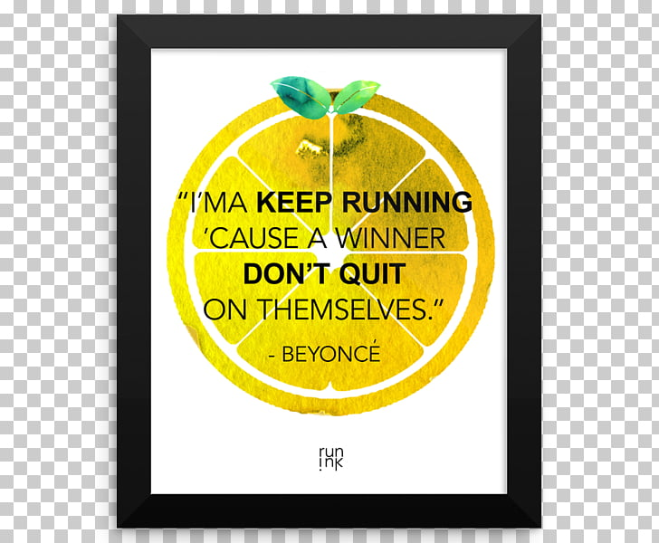 Motivation Brand Fruit Font, running poster PNG clipart.