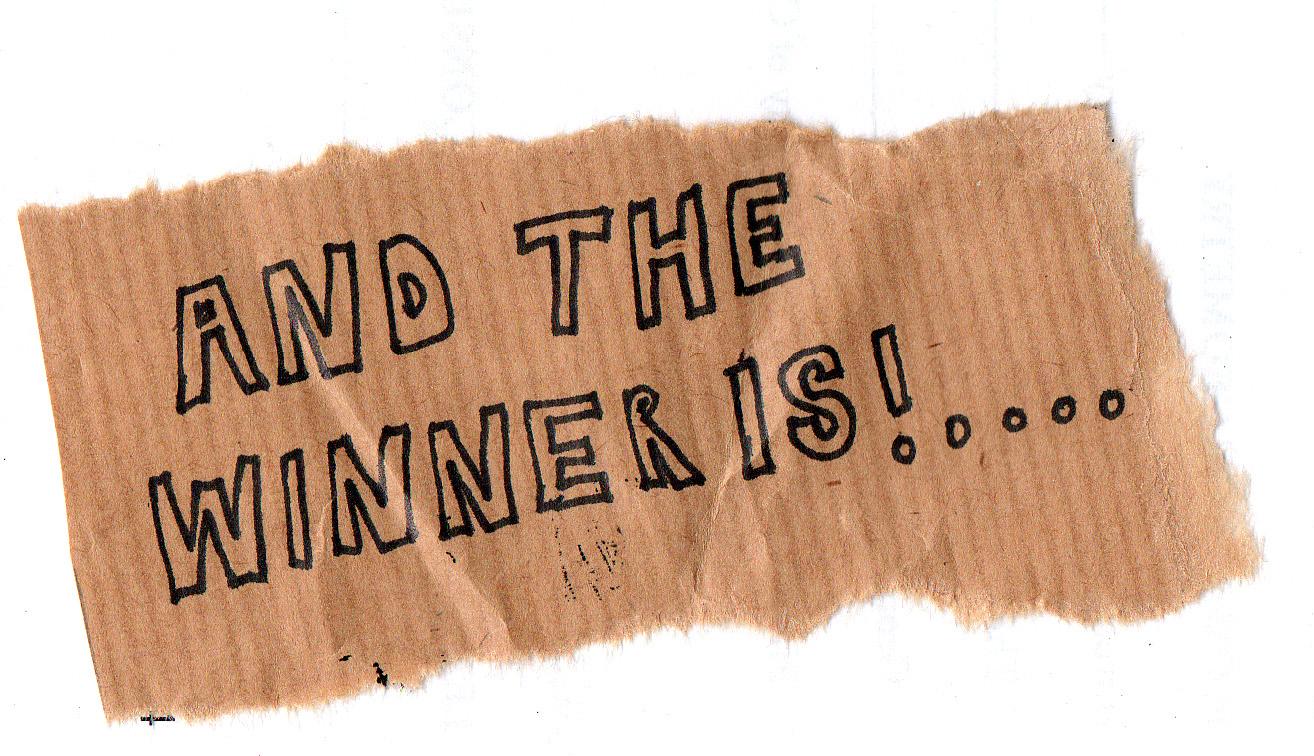 You&A Winner Clipart.