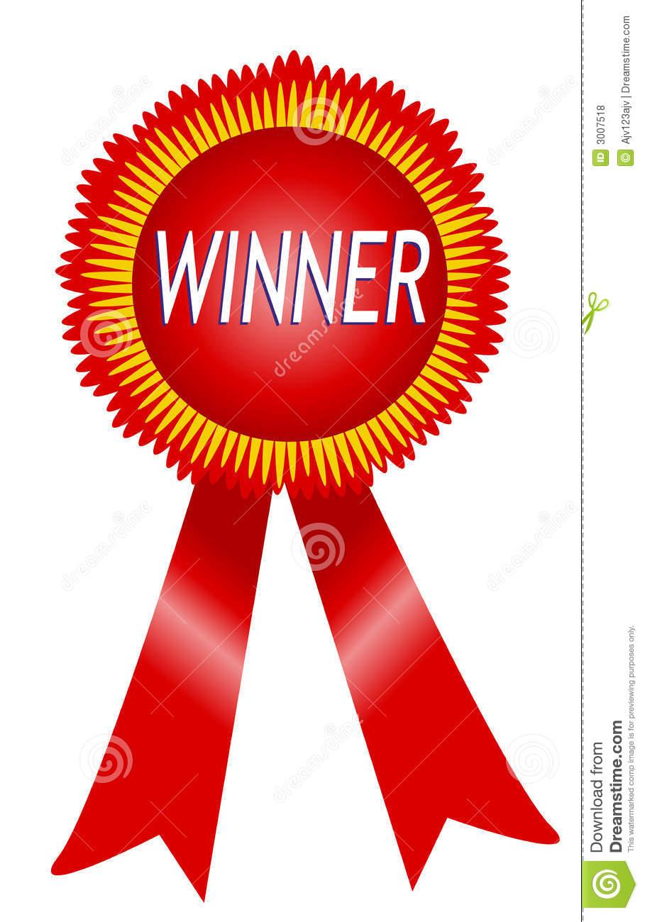 Winner Badge Clipart.