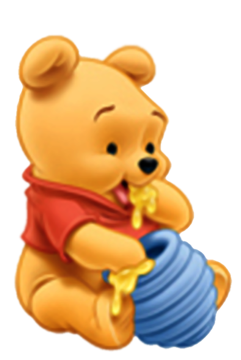 Winnie the Pooh PNG Transparent Images.