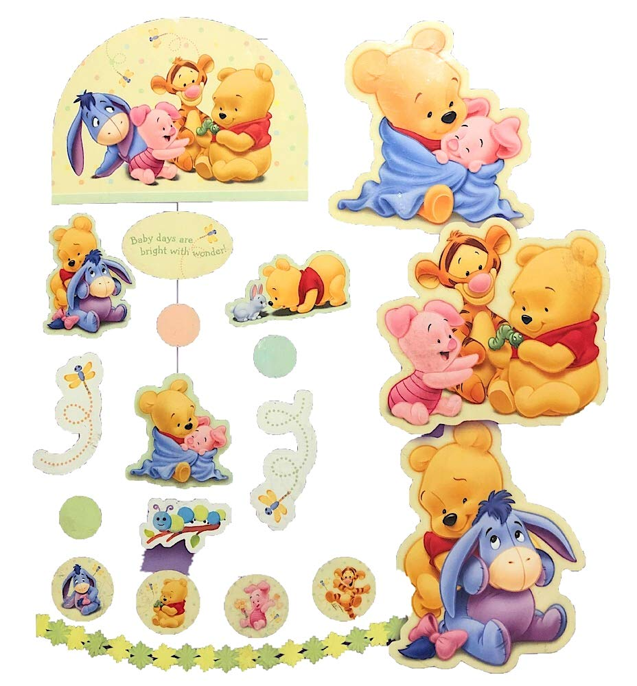 Amazon.com: Winnie the Pooh and friends Nursery and baby.