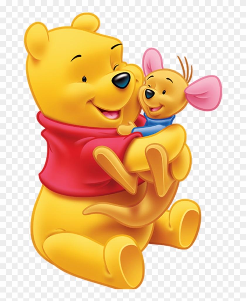 Winnie Pooh.
