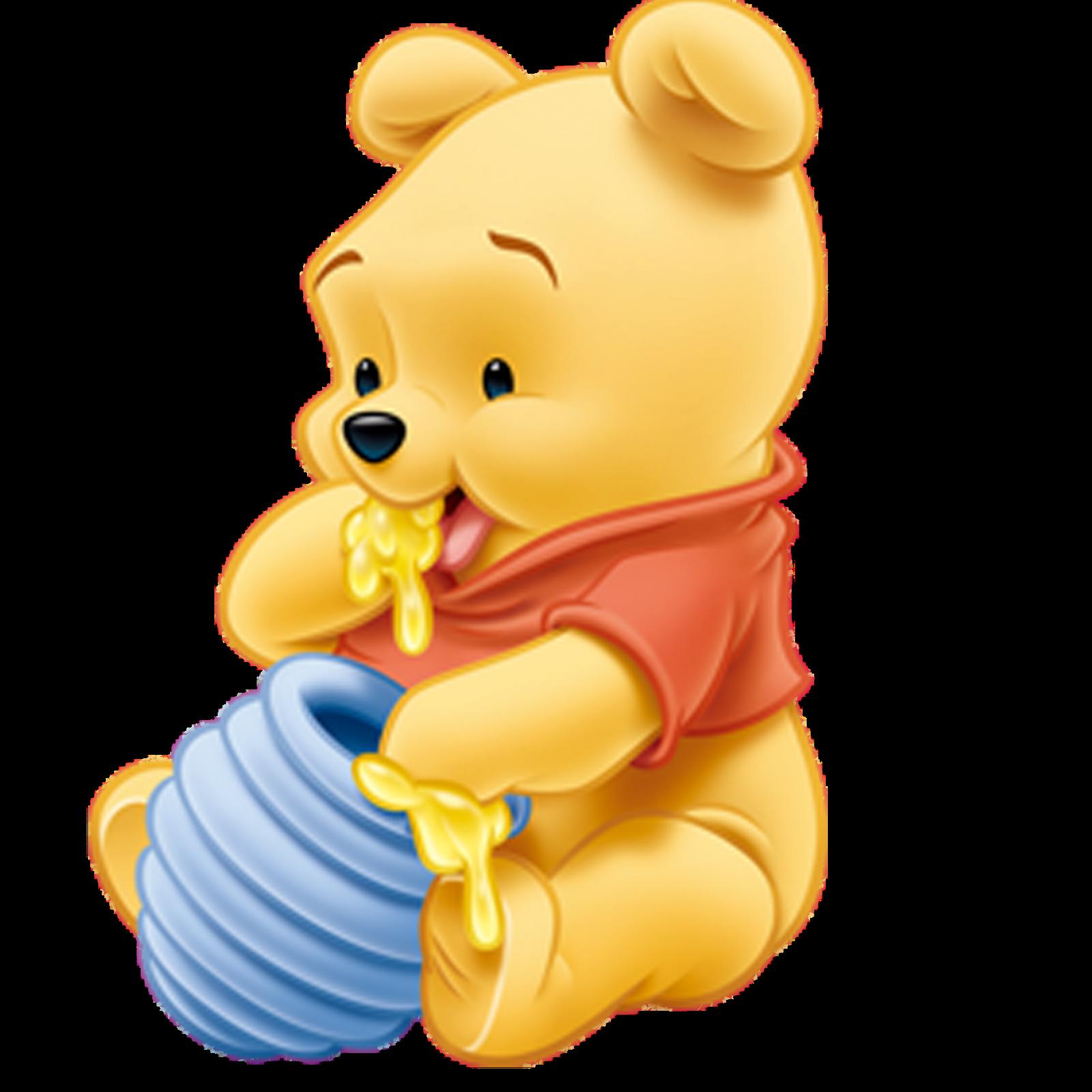 Winnie Pooh PNG Image.