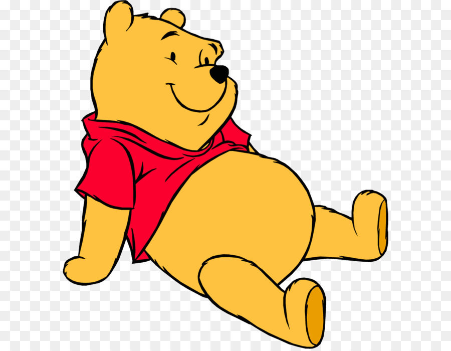 Winnie The Pooh Background png download.