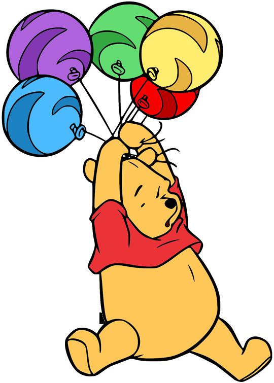 Winnie the Pooh Clip Art 5.