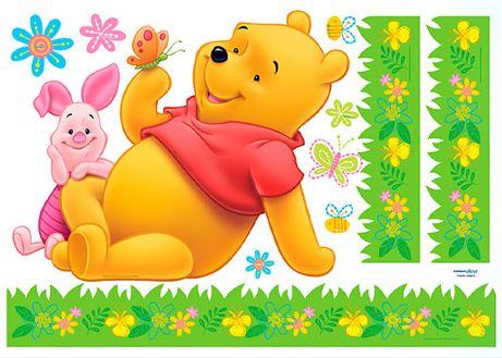 winnie the pooh characters borders.