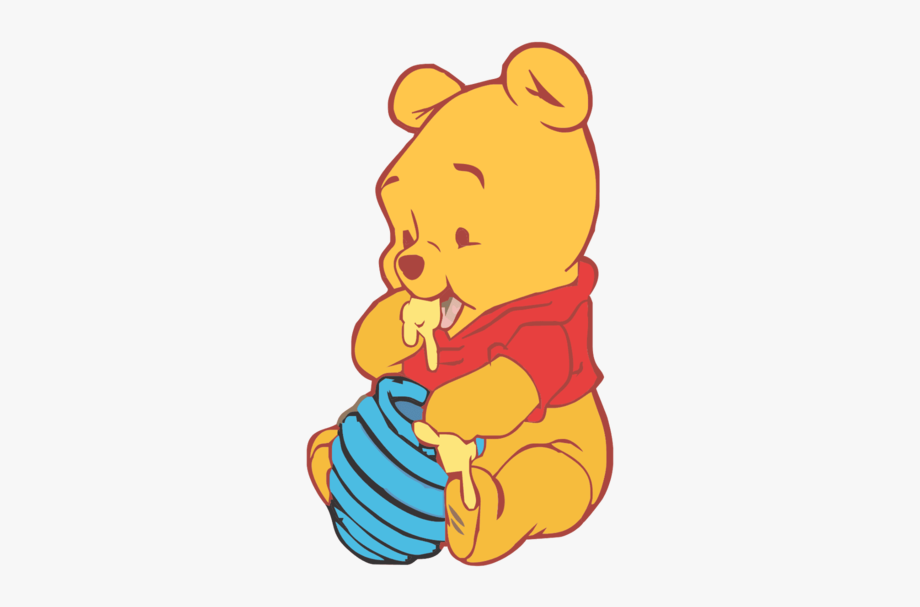 Winnie The Pooh Baby.