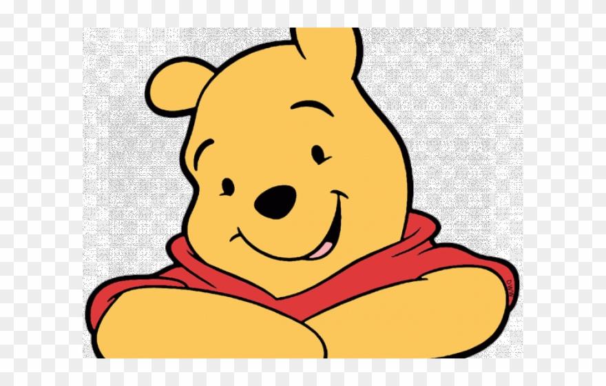 Head Clipart Winnie The Pooh.