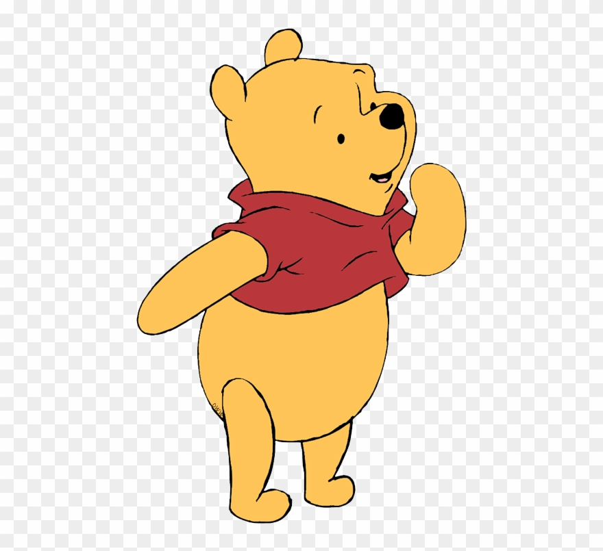 Clipart Face Pooh.