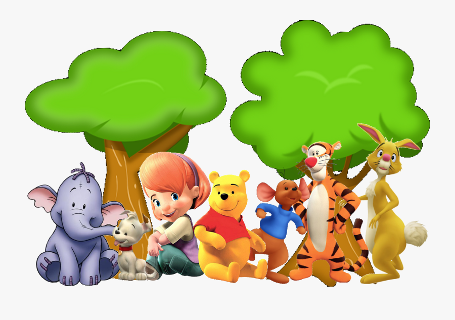 Transparent Winnie The Pooh Clipart Black And White.