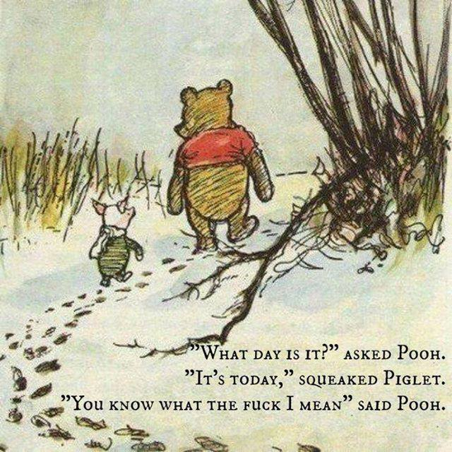 When Winnie The Pooh Characters Go Horribly Wrong.