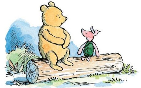 8 pieces of profound advice, as told by Winnie the Pooh.