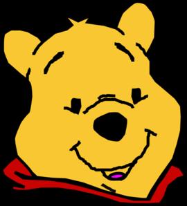 Winnie The Pooh Clip Art at Clker.com.