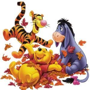 Thanksgiving clip art winnie the pooh.