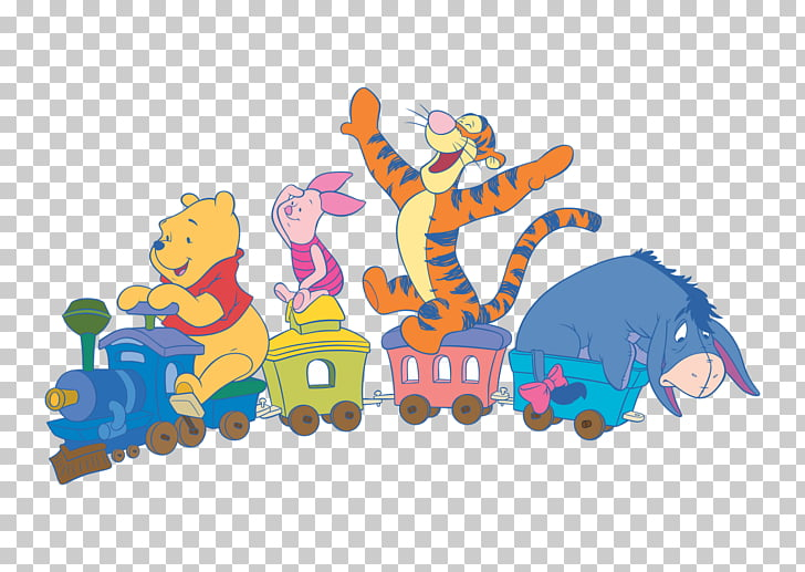 Winnie the Pooh Logo Encapsulated PostScript Cdr, winnie.
