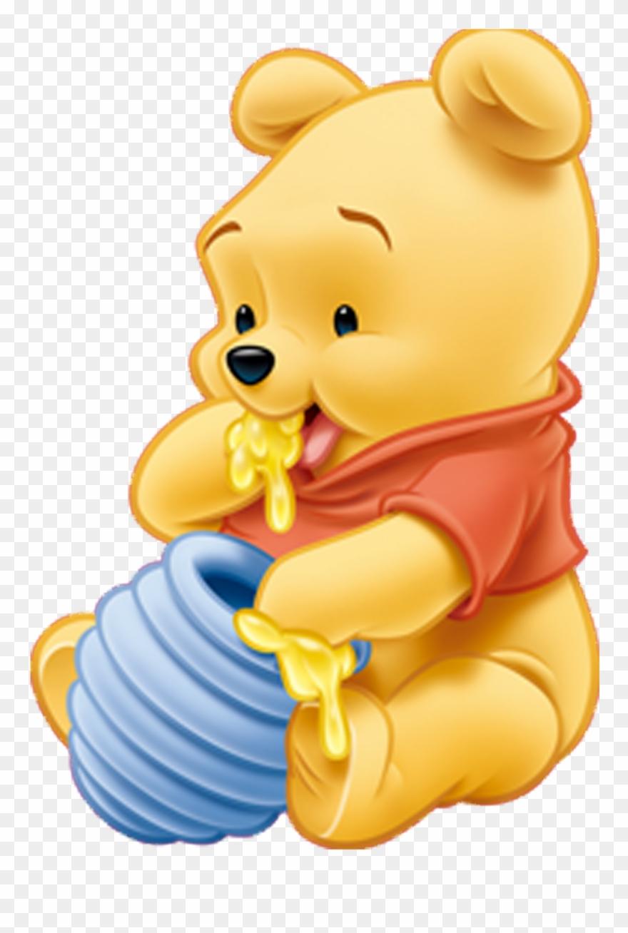 Winnie The Pooh Clipart Pooh Bear.