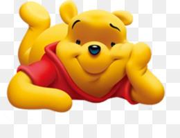 Winnie The Pooh PNG.