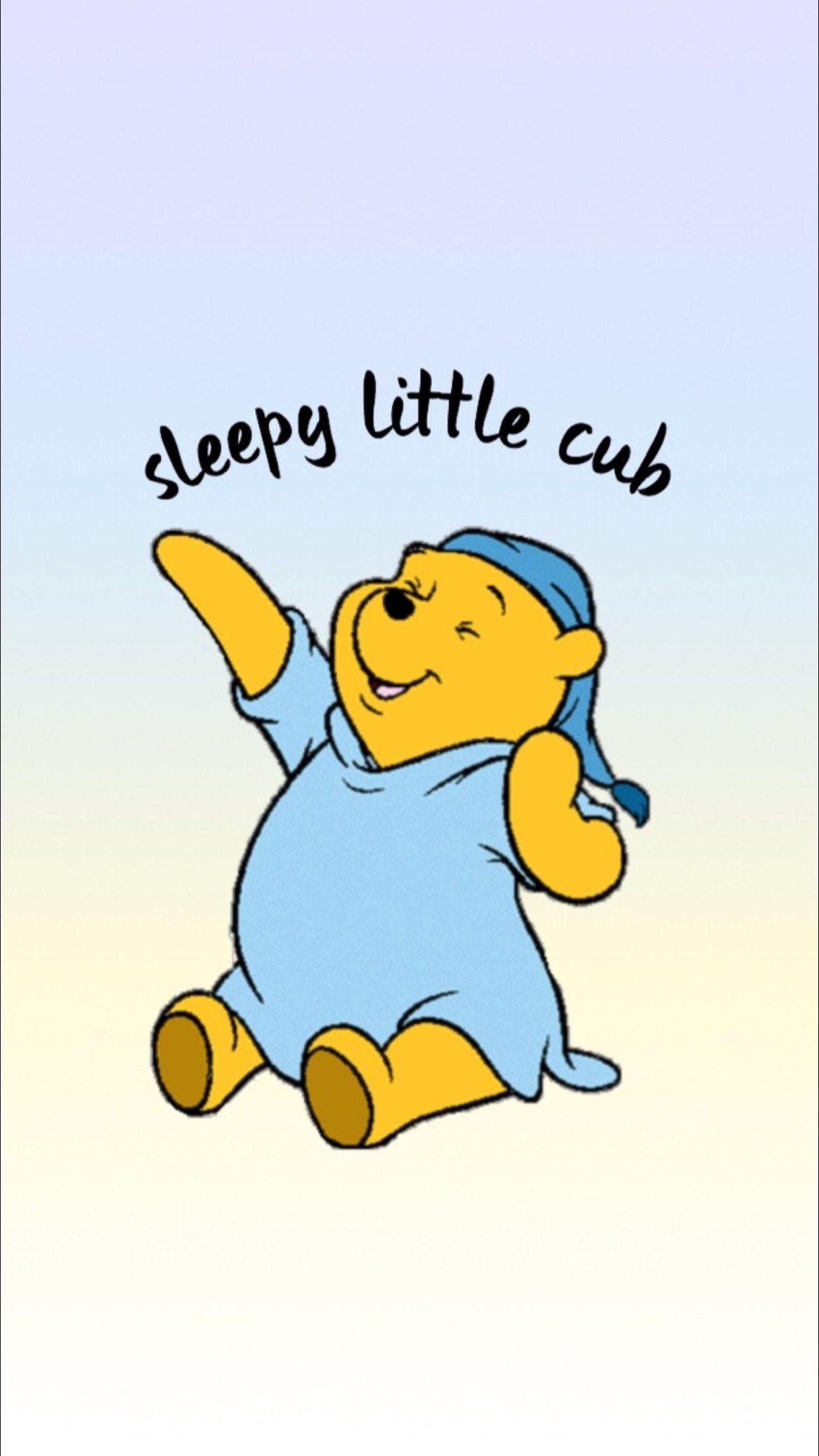 Pooh Bear.