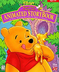 Animated StoryBook: Winnie the Pooh and the Honey Tree (1995).