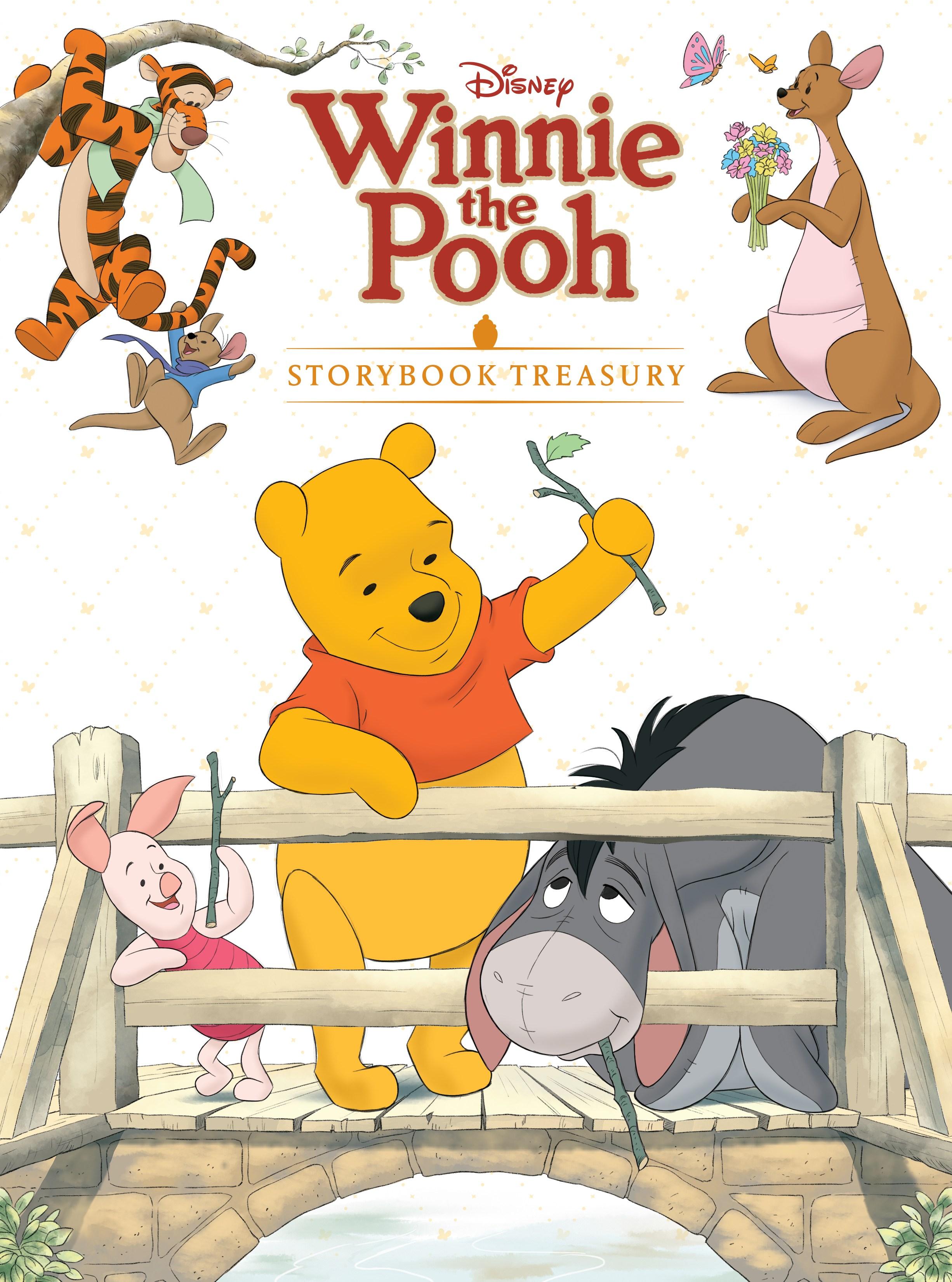 Winnie the Pooh Storybook Treasury.