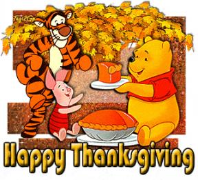 Winnie the pooh thanksgiving clip art   cfxq.