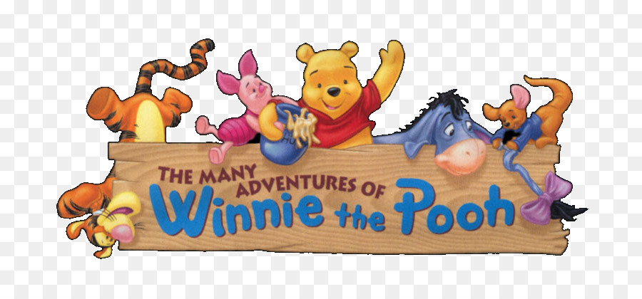 Winnie The Pooh Backgroundtransparent png image & clipart free download.