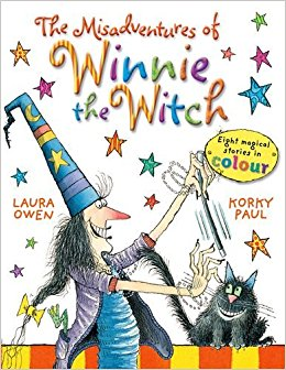 The Misadventures of Winnie the Witch: Laura Owen: 9780192734617.