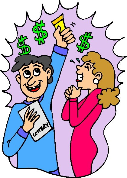 Winning the lottery clipart 3 » Clipart Portal.