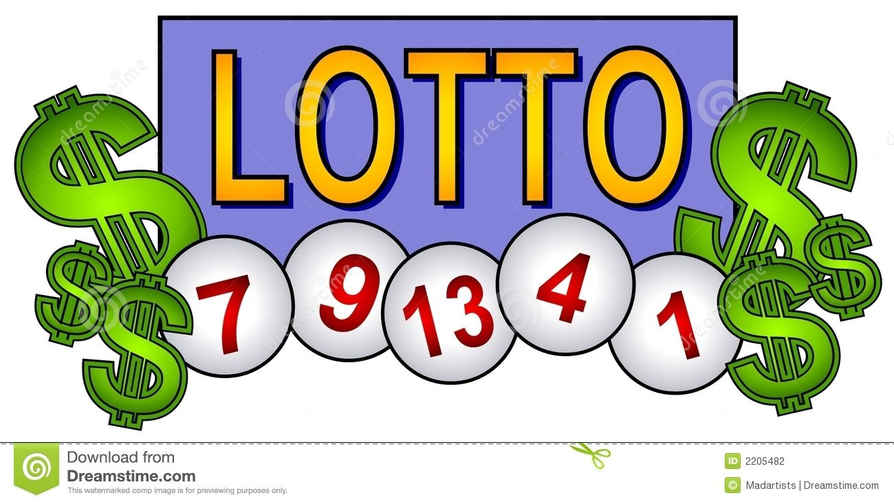 Lottery Ticket Clip Art Have a shot at to succeed in the lotto.