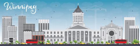 Winnipeg Stock Illustrations.