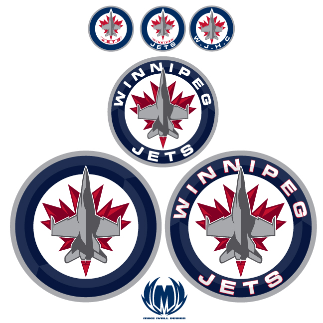 Winnipeg jets Fix by MikePho3niX on DeviantArt.