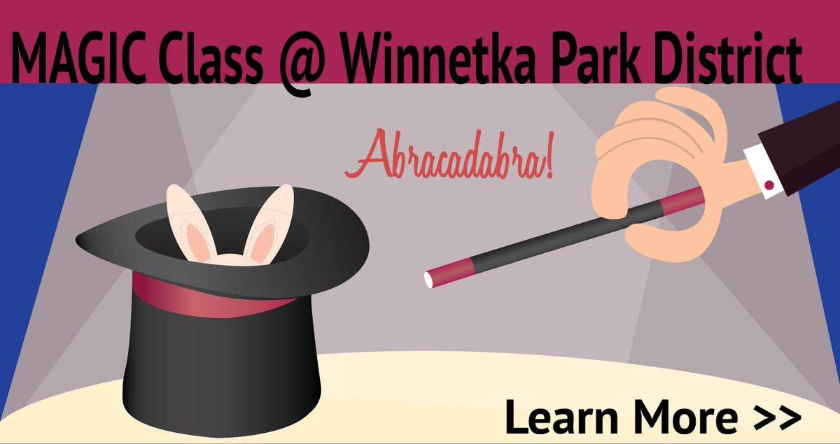 Winnetka Park Dist. (@winnetkaparks).