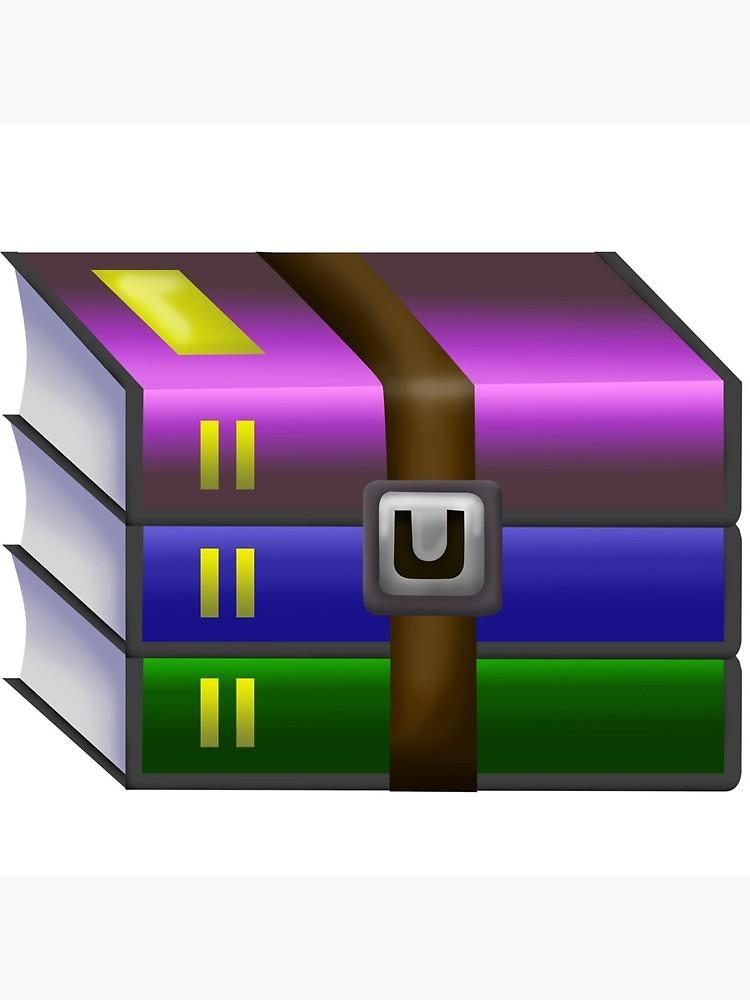 WinRAR Logo.