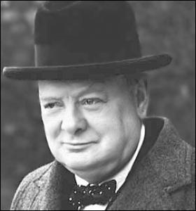 Sir Winston Churchill Clip Art Download.