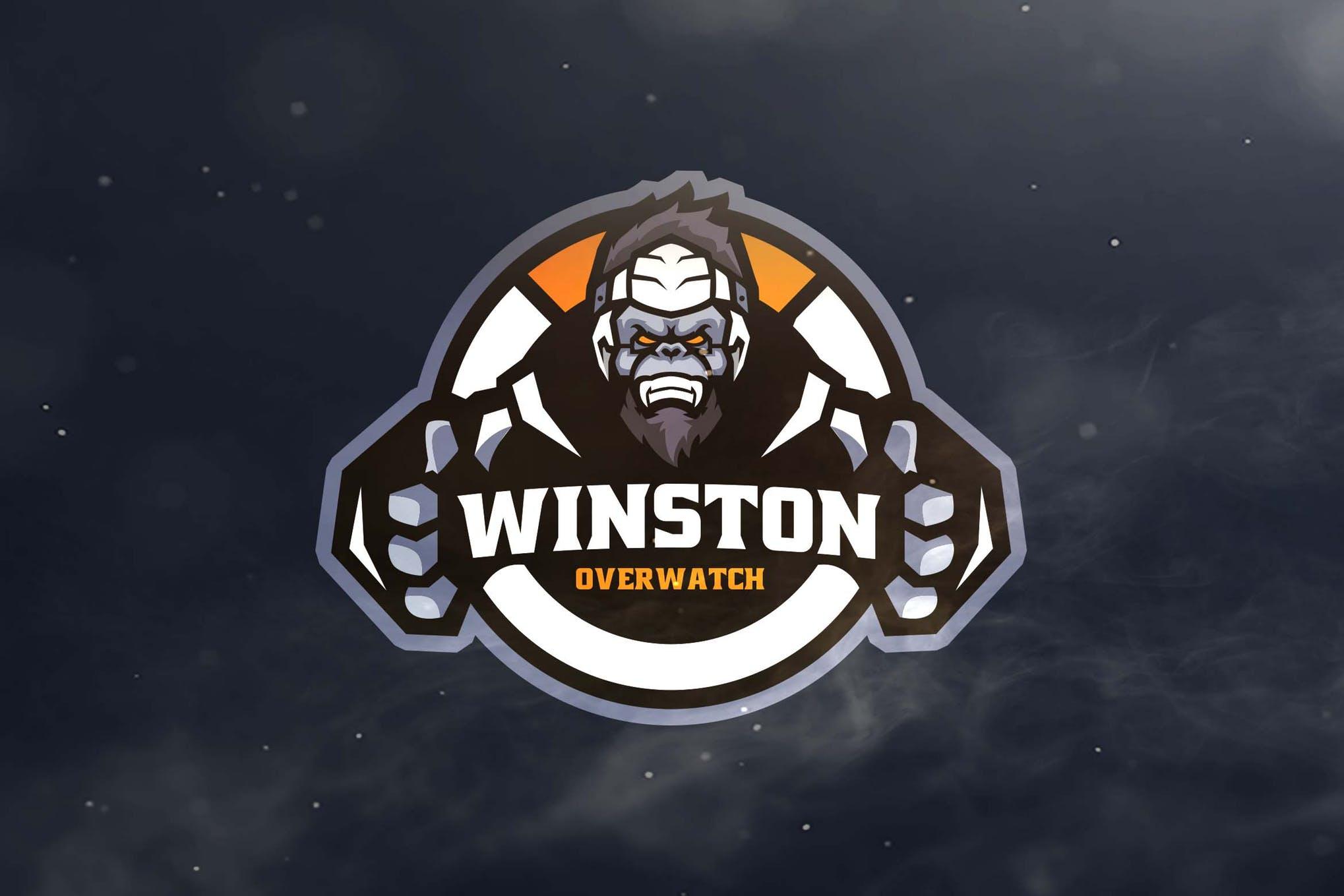 Winston Sport and Esports Logos by ovozdigital on Envato Elements.