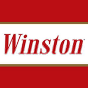Winston Cigarette Logo.