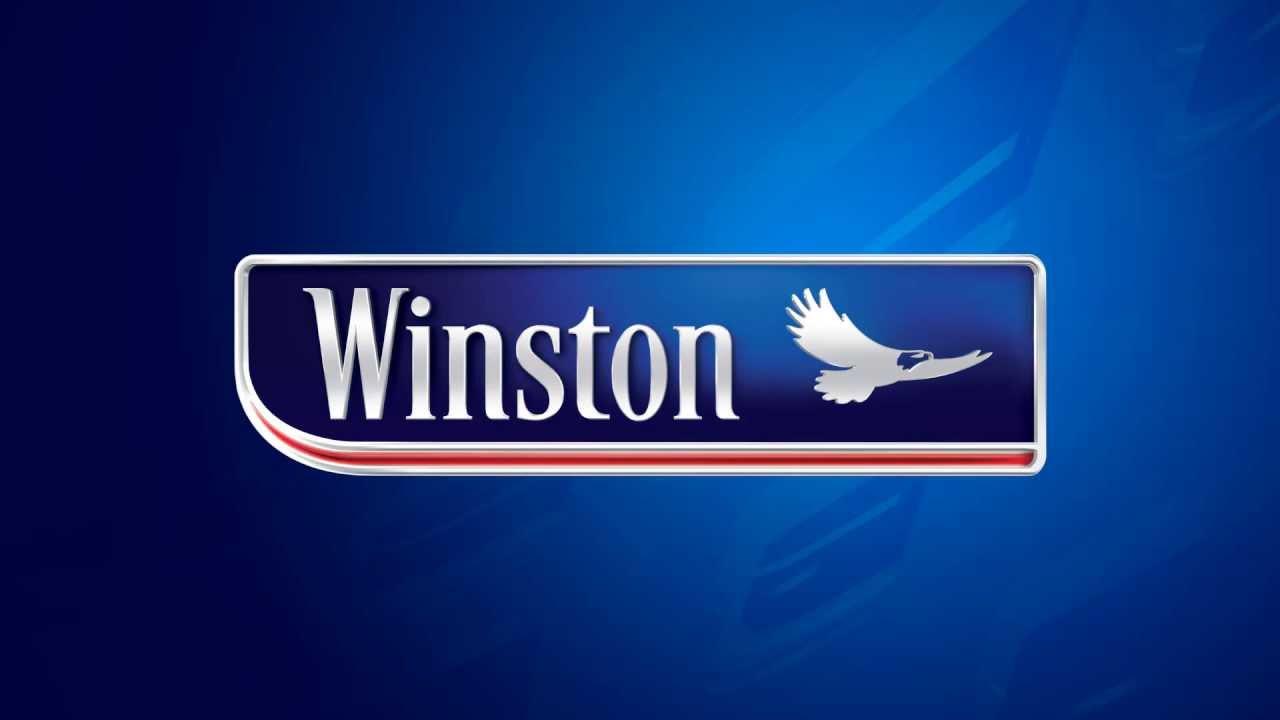 Winston logo animation.