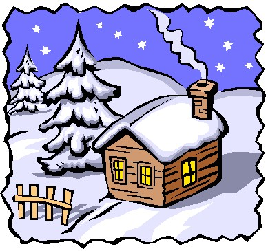 First Day Of Winter Solstice Clipart.