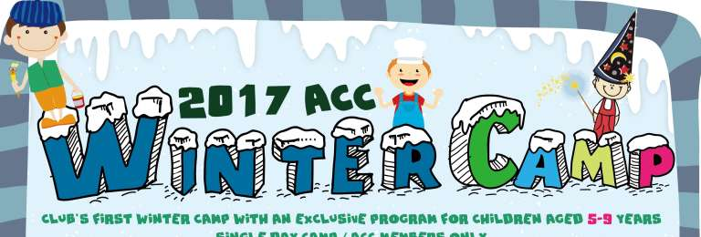 Winter Camp Clipart.