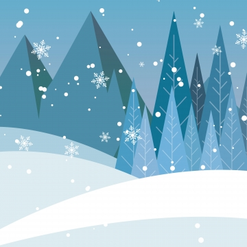 Winter Background Png, Vector, PSD, and Clipart With Transparent.